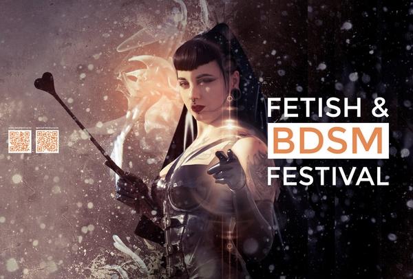 Flyer fetish festival 2019